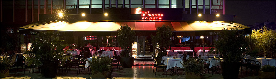 Restaurant Bar Club Tout le Monde en Parle, diner spectacle Paris